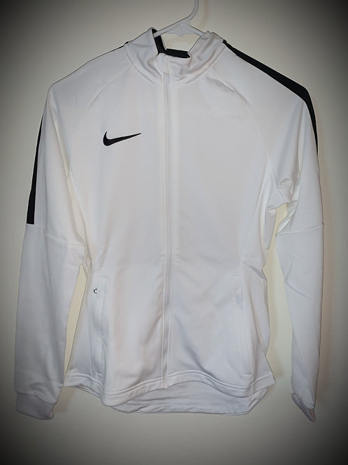 IN STOCK OFFLINE ONLY Sporting CA/Arsenal Women's White Warm Up Jacket ($55)