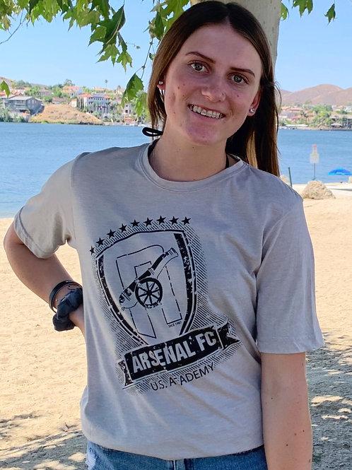 Item# 4 Beige T-Shirt (Offset)