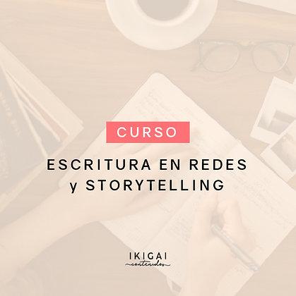 Curso: Escritura en redes y storytelling