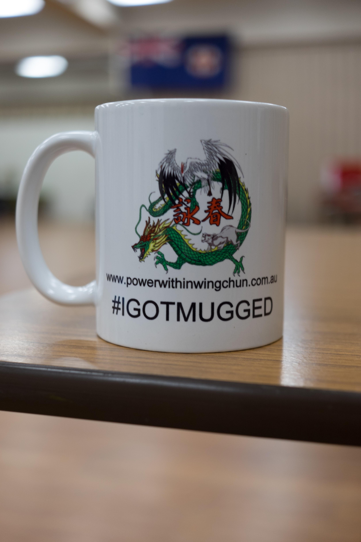#IGOTMUGGED