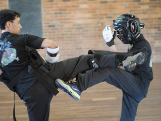 The benefits of Sparring