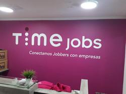 logo time jobs