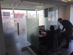 empavonado oficina