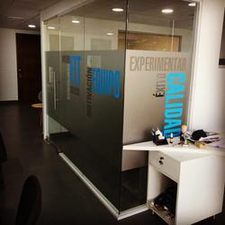 empavonado oficinas
