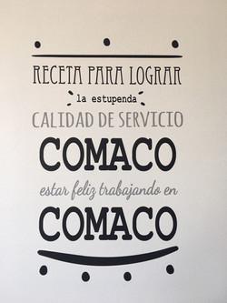 empresa comaco