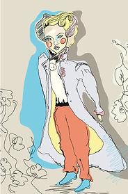 иллюстрация маленький принц