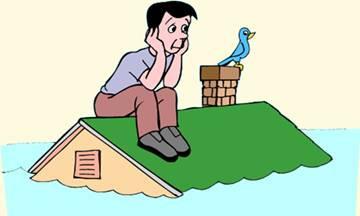 Правила поведения при паводке