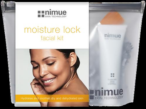 "nimue ""Moisture Lock"" facial kit"