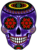 red_flower_eyes_spiral_color_head_and_pu