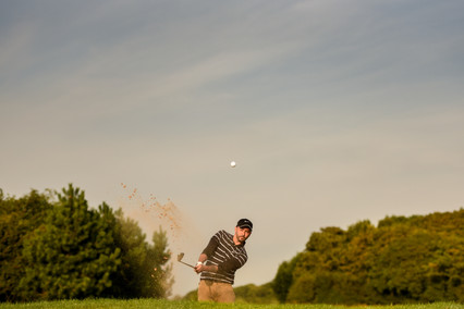 Staining Lodge - Golf Course Photography
