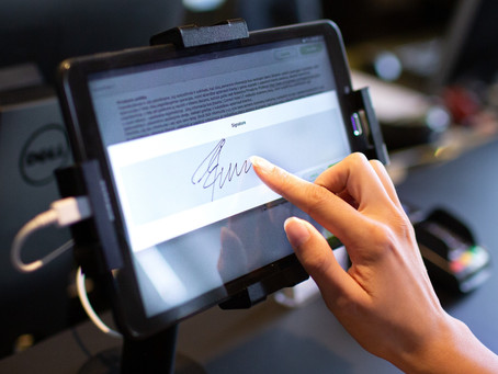 What Makes a digitally captured Signature so Special?