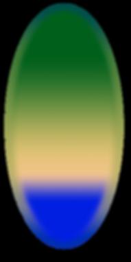 gradient round
