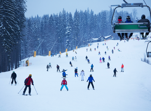 Get fit to ski!