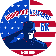 Honor our Veterans 5K. Click for more info.