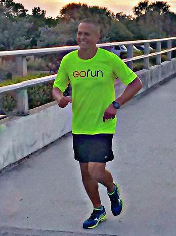 Douglas Nicaragua founder of the Go Run store.