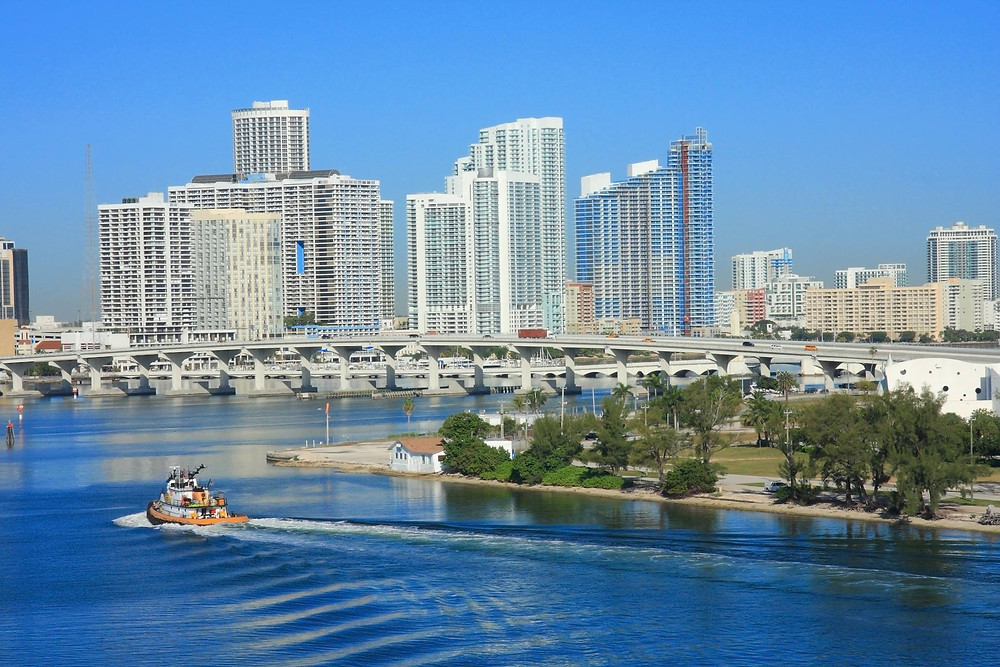 Venetian Island Miami Beach
