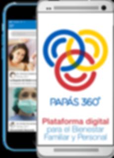 Aplicación Móvil Papás 360