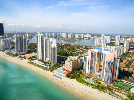Living in Miami Prime Location, Work Potential, Recreational Fun, And So Much More