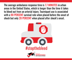 stop the bleed, save a life, active shooter, active shooter preparedness training, ambulance, route 91 harvest music festival, las vegas nevada, severe bleeding