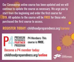 covid-19, coronavirus, virus, online training, online course, early childhood professionals, online training course for early childhood professionals, COVID-19 coronavirus