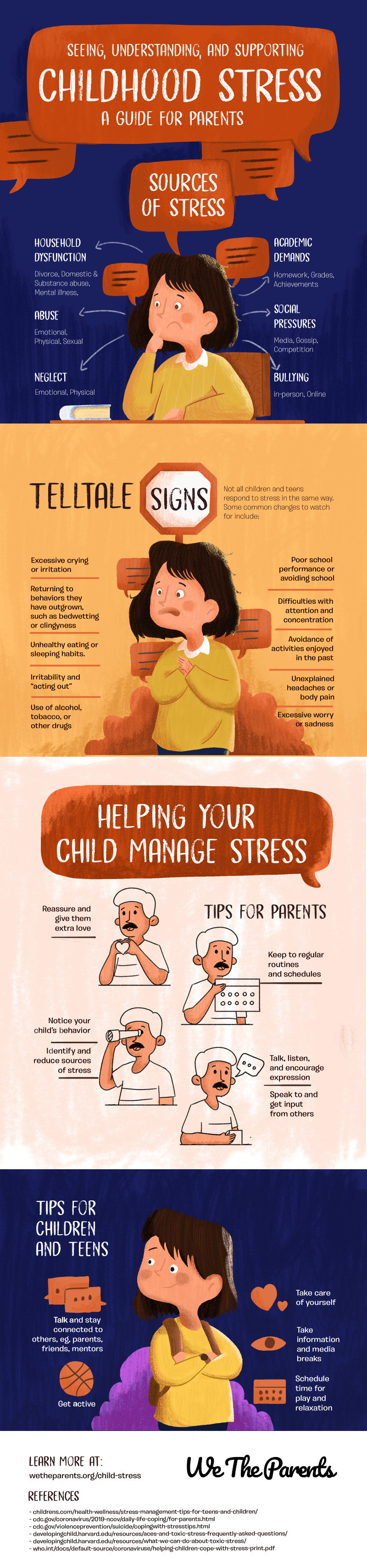 stress, childhood stress, covid, covid-19, coronavirus, pandemic, love, child, toddler, preschool, daycare, early childhood, help children, we the parents