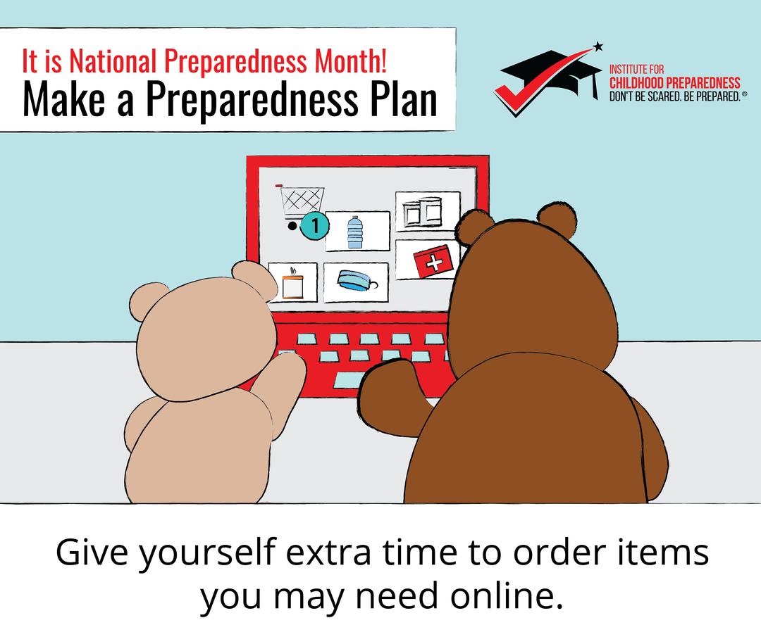 Make a Preparedness Plan