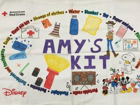 Teaching Children Life-Saving Emergency Preparedness Skills Through the Red Cross Pillowcase Project