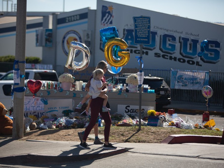 Lessons Learned: Active Shooter Incident at Saugus High School in Santa Clarita, California