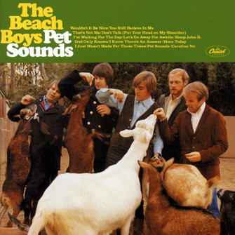 """Brian Wilson and """"Pet Sounds"""""""