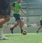 Adult indoor player LN