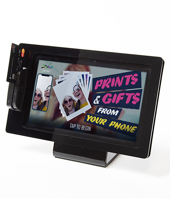 Zebra Instant Prints & Gifts Order Station