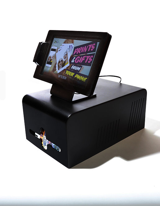 Zebra Instant Mobile - The Prints & Gifts Vending System