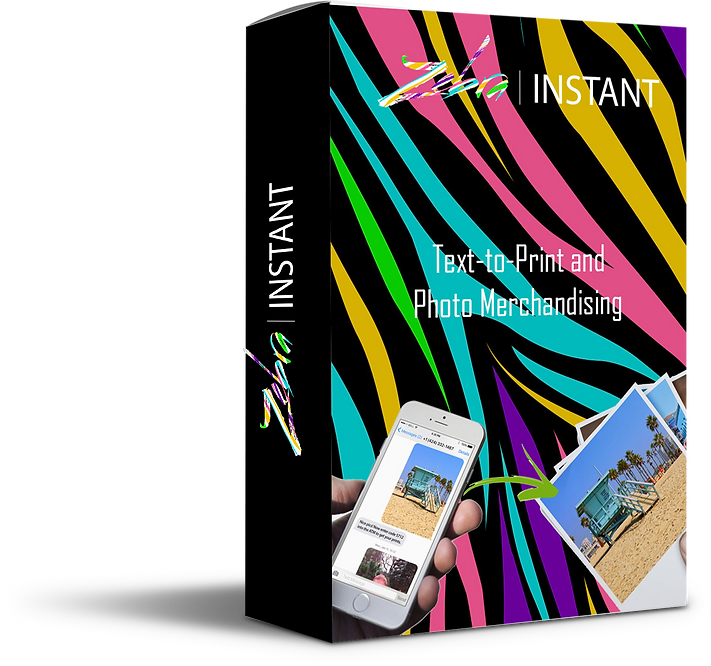 Zebra Instant Text-to-Print and Photo Merchandising Software
