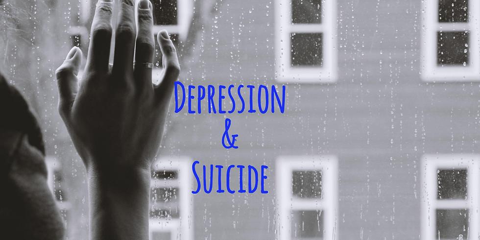 LIVE: The Summer Workshop Series on Depression & Suicide