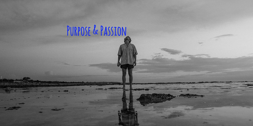 LIVE: The Summer Workshop Series on Purpose & Passion