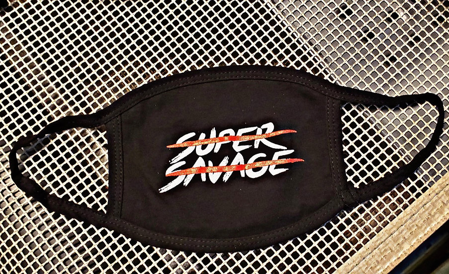 Super Savage (Face Mask)