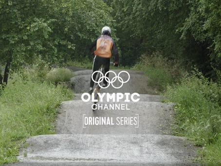 Hackney BMX featured on the Olympic Channel
