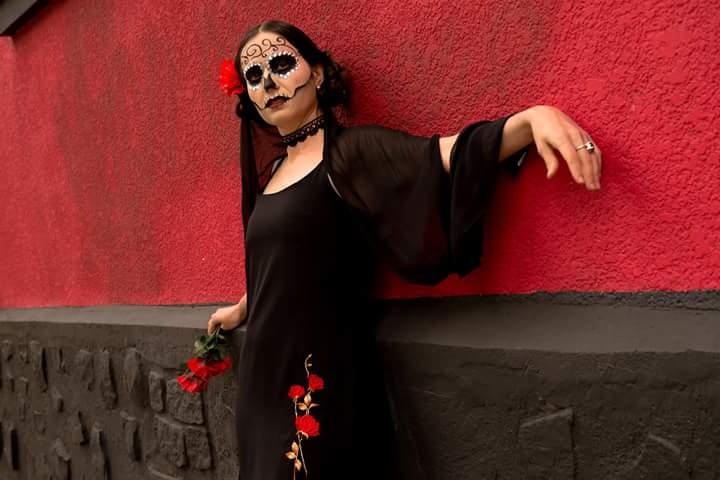 La Catrina - Dia de Los Muertos