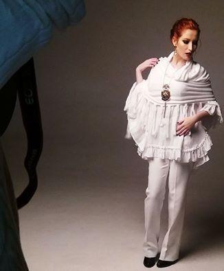 model: Letícia Estevez