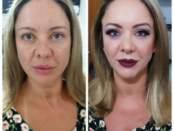 Makeup para formatura