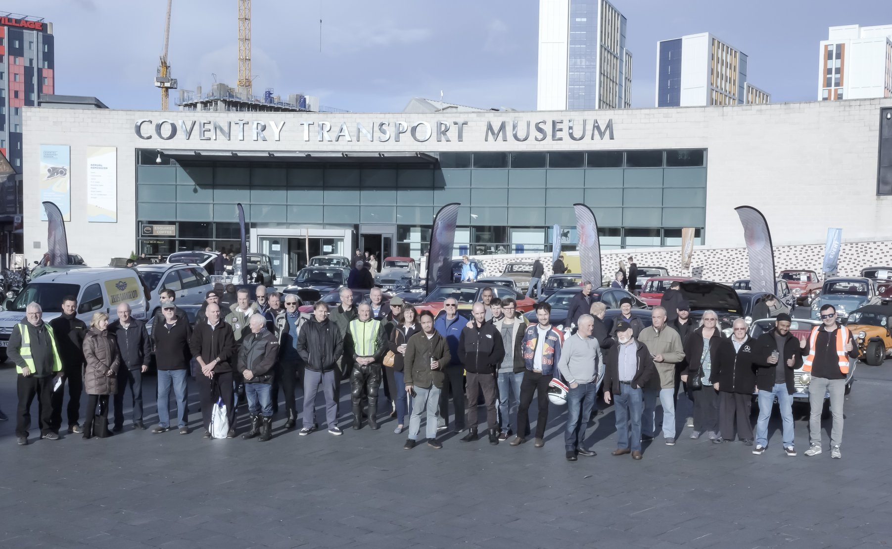 COVENTRY TRANSPORT MUSEUM BREAKFAST CLUB