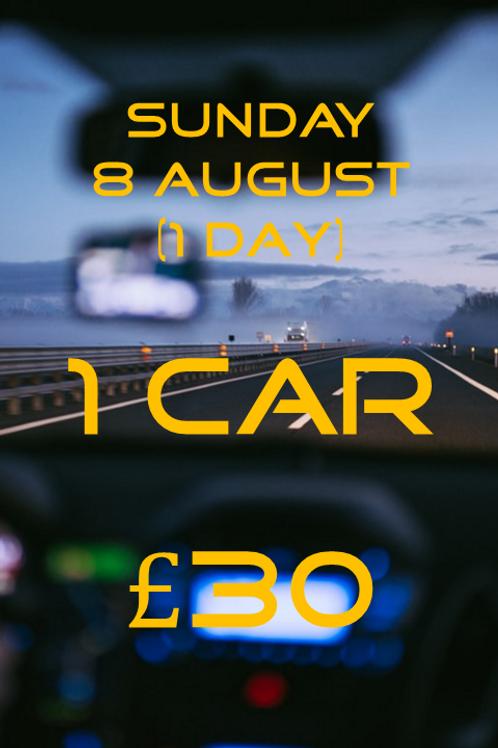 Sunday 8 August MotoDrive