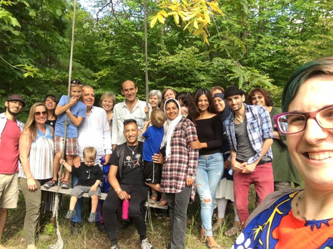 Annual Barbeque 2017