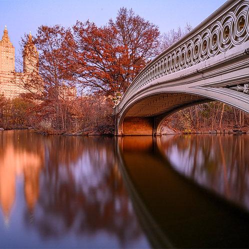 Bow Bridge - New York, USA