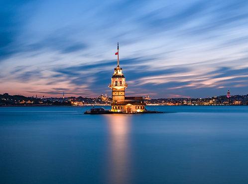 Maidens Tower - Istanbul, Turkey