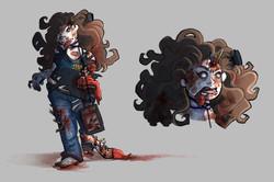 Zombie design