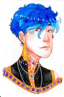 portrait medh