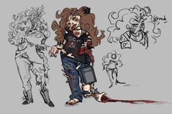 Zombie design 1