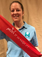 Paula Cooper - Senior Physiotherapist & Move It Or Lose It Instructor