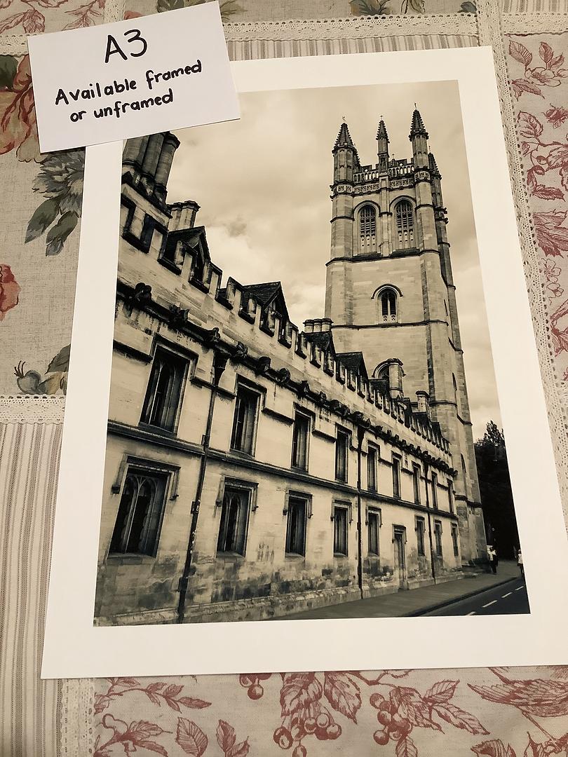 Magdalen college a3